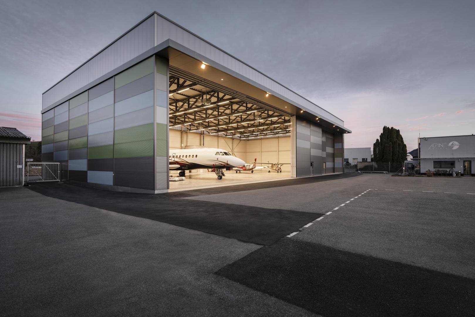 Hangar Aussen © Rob Lewis Potography, Wasserwerkgasse 29, 3011 Bern
