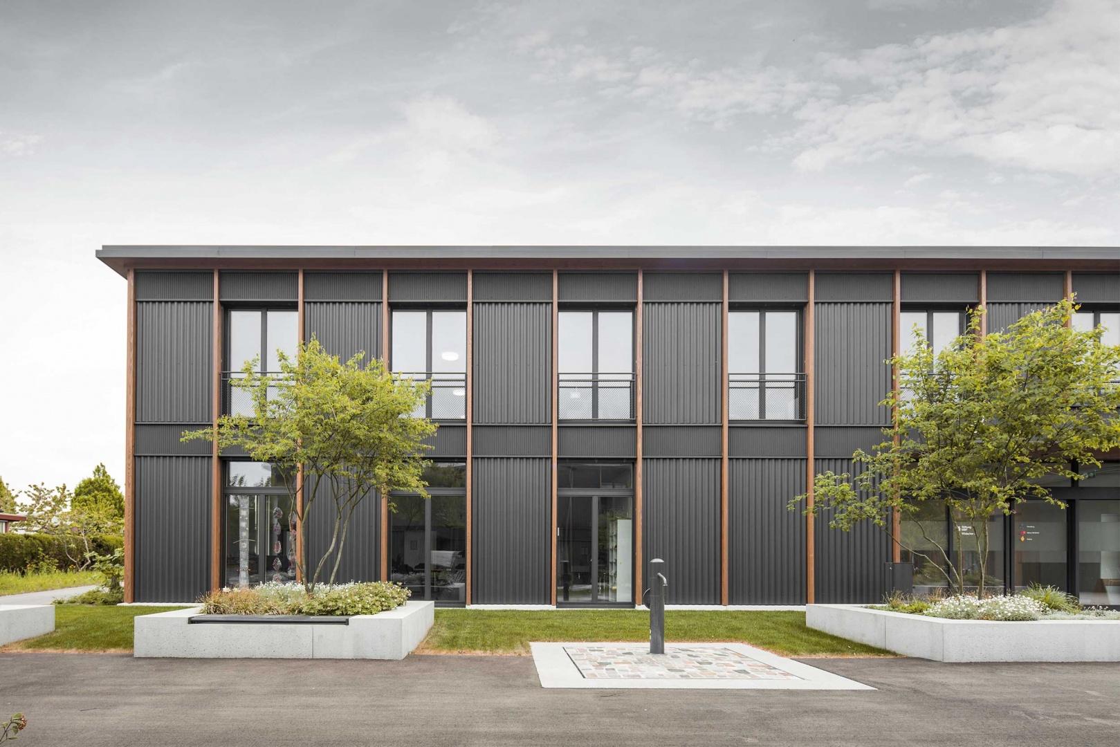 Atelierhaus  © Schmid Ziörjen Architektenkollektiv