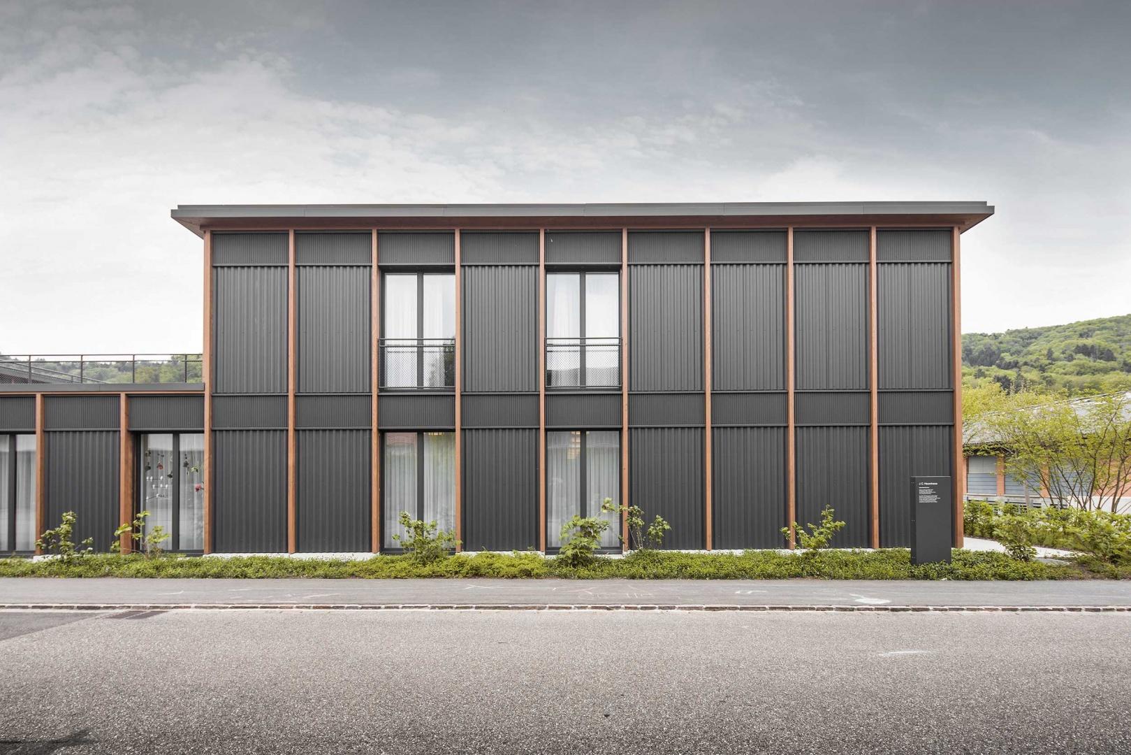 Detailaufnahme Haus 4 © Schmid Ziörjen Architektenkollektiv