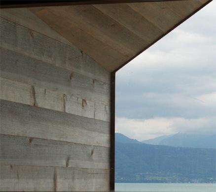 Loggia et vue sur le Lac Léman © Lionel Henriod/mc2