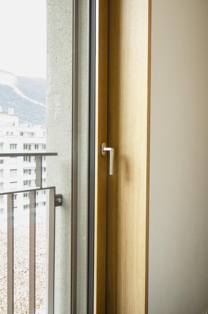 Fenster © Fanzun AG, Salvatorenstrasse 66, 7000 Chur