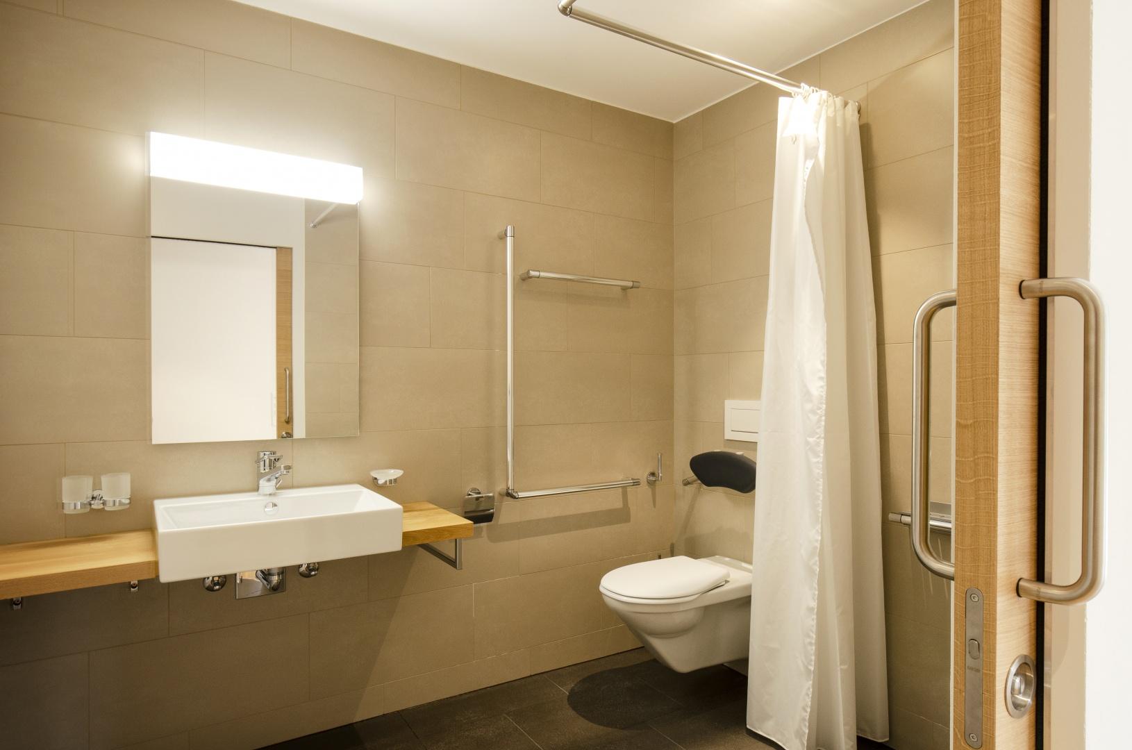 Badezimmer © Fanzun AG, Salvatorenstrasse 66, 7000 Chur
