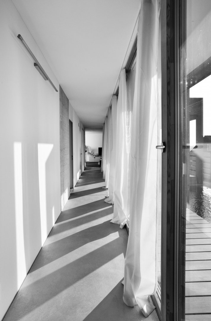 Korridor © Studio Baumann, Mühlackerweg 3, 4805 Brittnau
