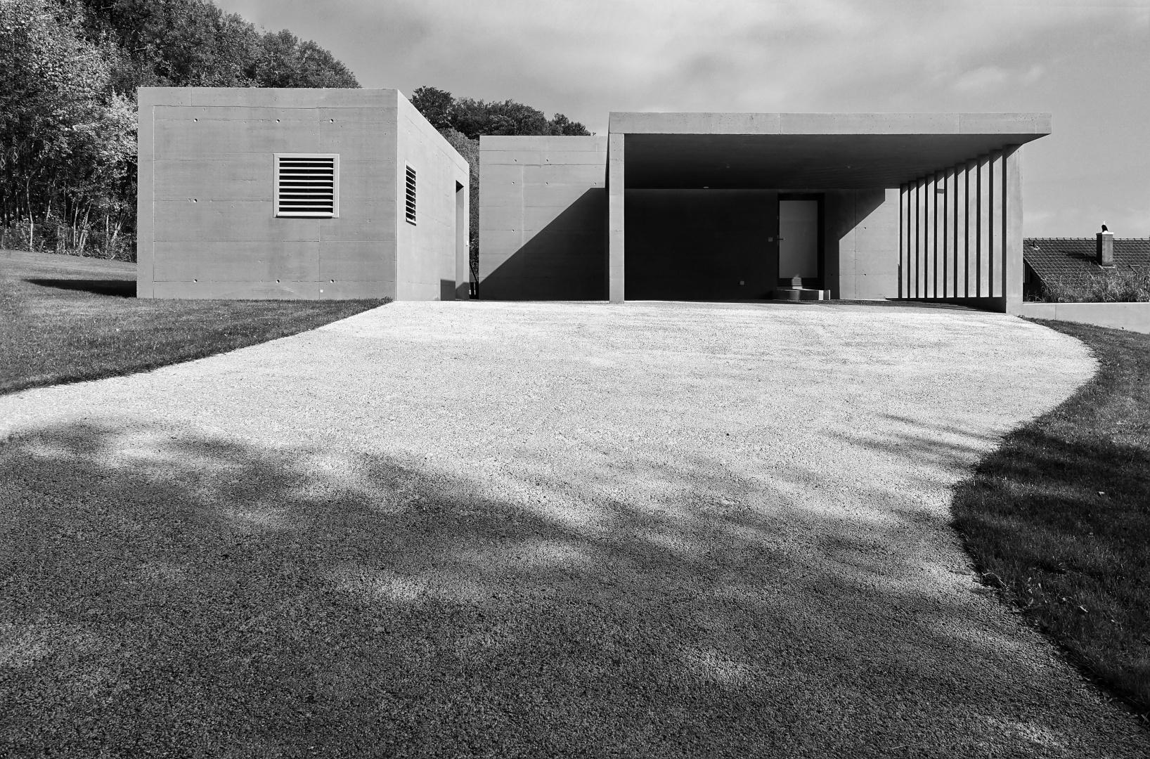 Südwestansicht © Studio Baumann, Mühlackerweg 3, 4805 Brittnau