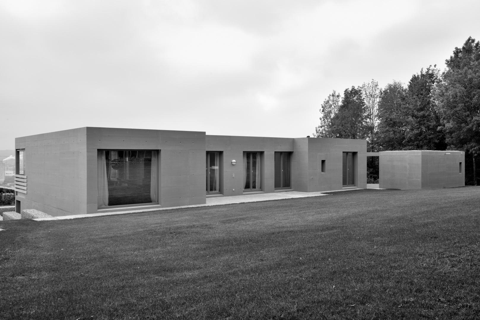 Nordansicht © Studio Baumann, Mühlackerweg 3, 4805 Brittnau