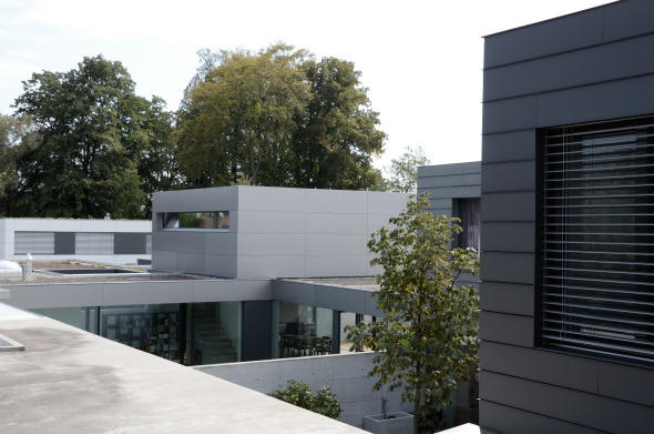 Fassaden © guido kummer + partner architekten