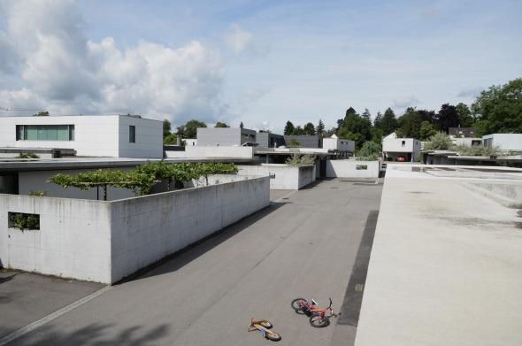 Strassenraum © guido kummer + partner architekten