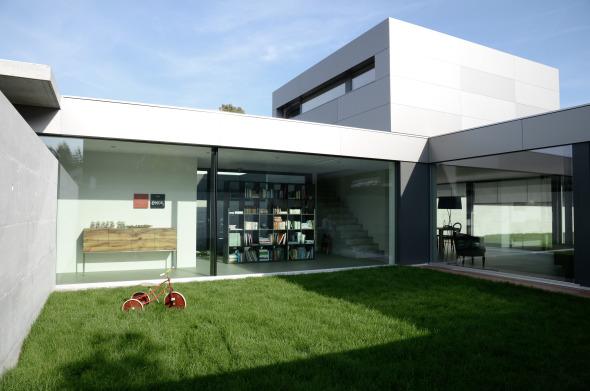 Innenhof © guido kummer + partner architekten
