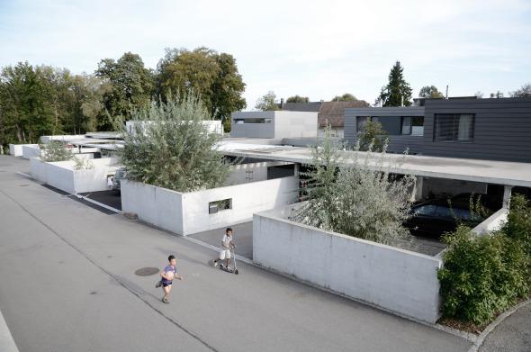 Atrien © guido kummer + partner architekten