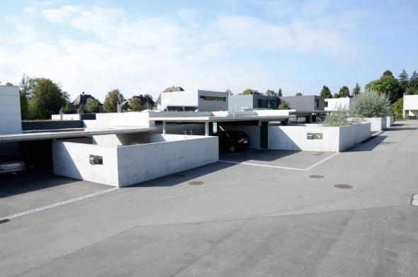 Ansichten © guido kummer + partner architekten