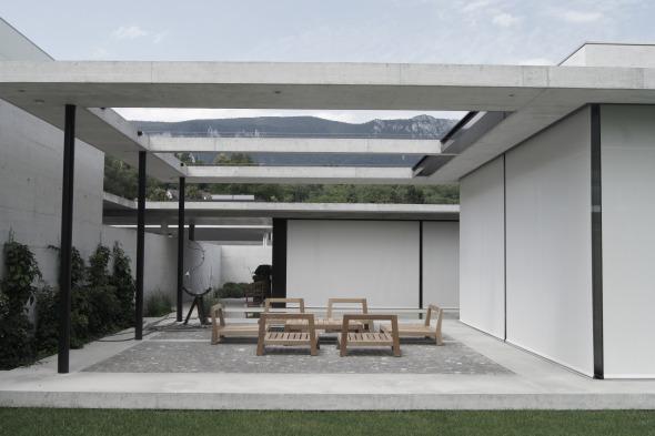 Terrasse © guido kummer + partner architekten