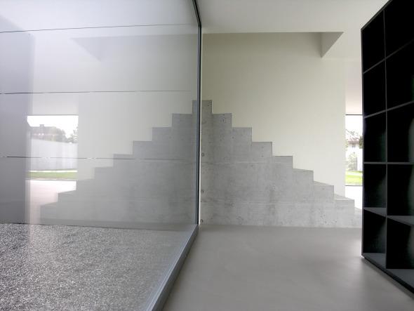 Innenraum © guido kummer + partner architekten