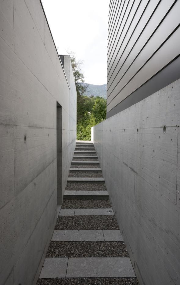 Durchgang © guido kummer + partner architekten