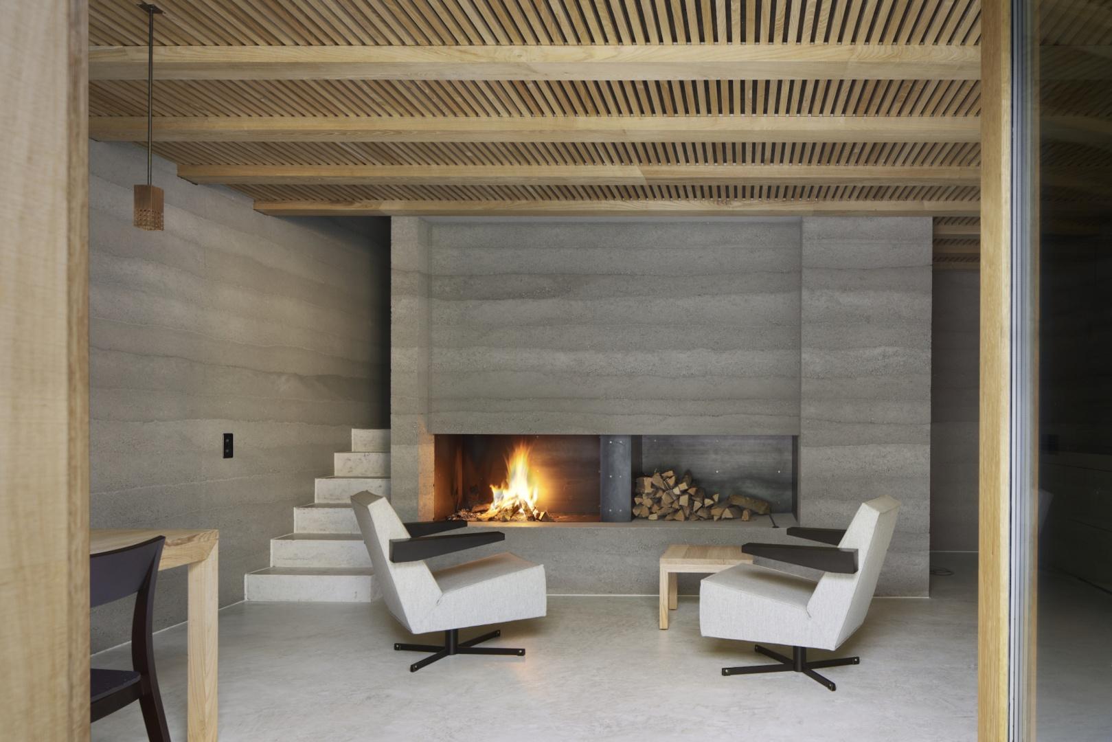 Wohnzimmer © Ralph Feiner, Malans - CH