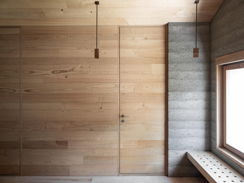 Schlafzimmer © Raymond Meier, Soglio -CH