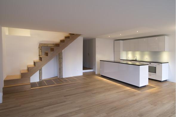 3½-Zimmerwohnung © Burri et Partenaires sarl