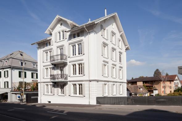 Südwestfassade  © Beat Bühler
