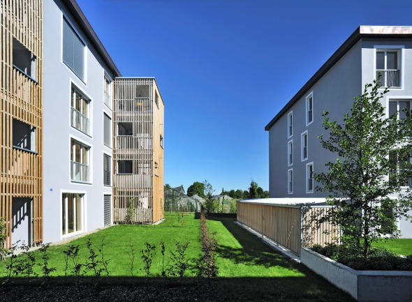 Kontext Gärtnerei © Büchel Neubig Architekten