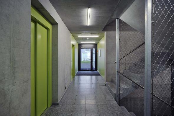 Innenraum Lichtkonzept © Büchel Neubig Architekten