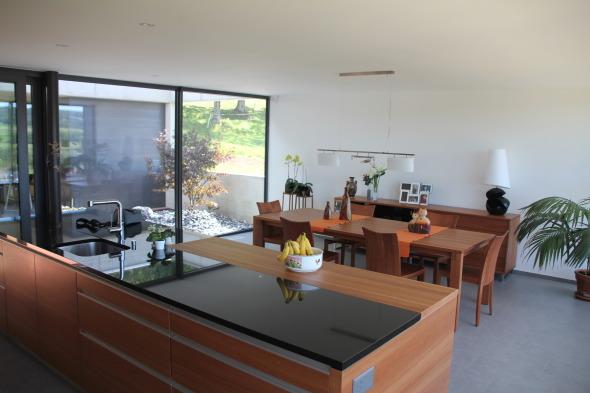 Küchenbereich / Essen © kaiser & wittwer sa