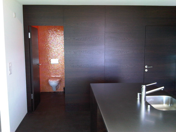 separates WC / Bar © kaiser & wittwer sa