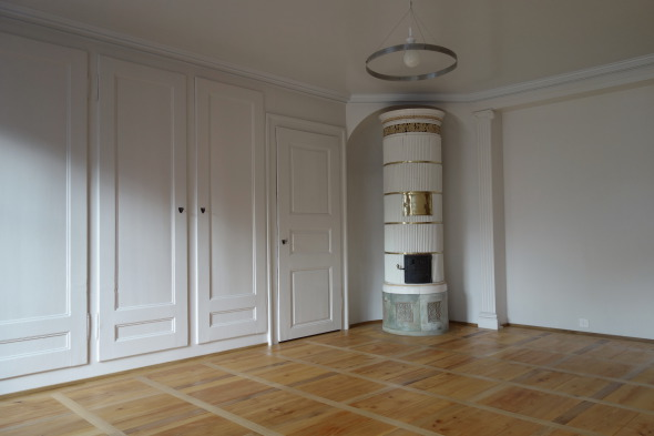 Schlafzimmer 3.OG © AvS HAUSDESIGN GmbH