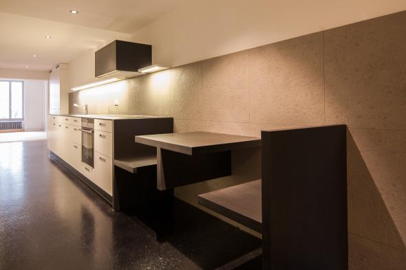 Küche 2.OG © AvS HAUSDESIGN GmbH