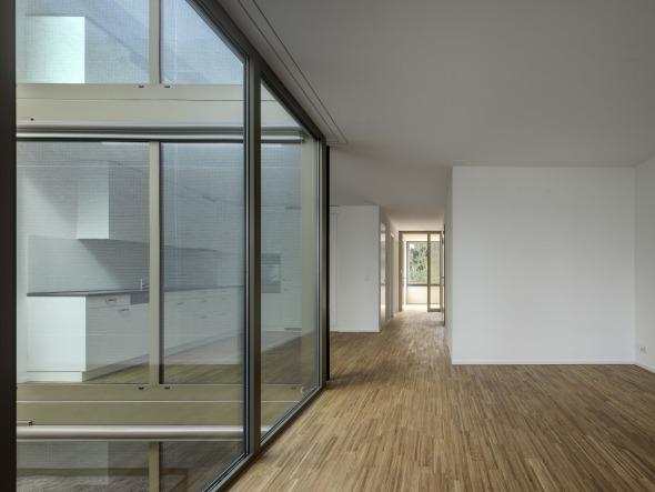 Vue intérieure © Roger Frei, Zürich