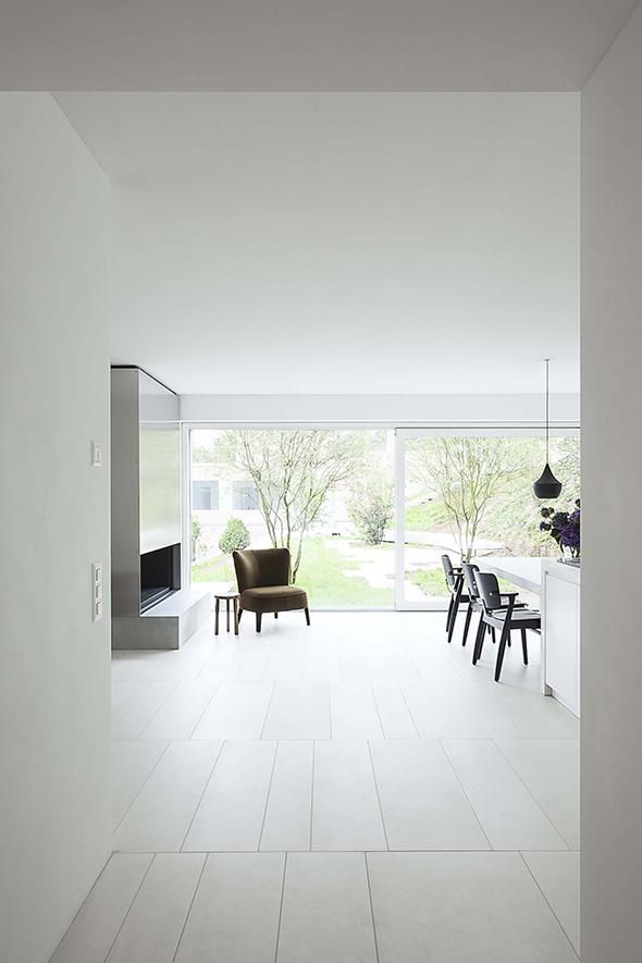 Innenansicht Wohnraum © C. Luperto