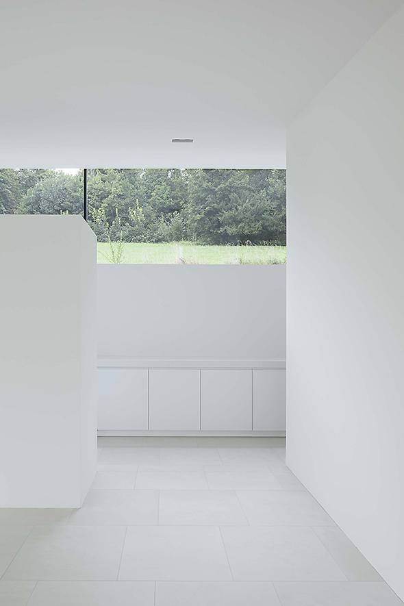 Innenansicht Küche © C. Luperto