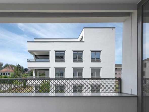 Vue extérieure © Roger Frei, Zürich