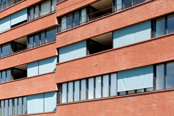 Detail Fassade © Foto: Beat Bühler