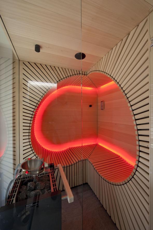 Sauna Foto: Andreas Marbot