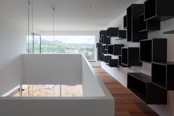 Bibliothek Im OG © Börje Müller-Nolasco, Basel