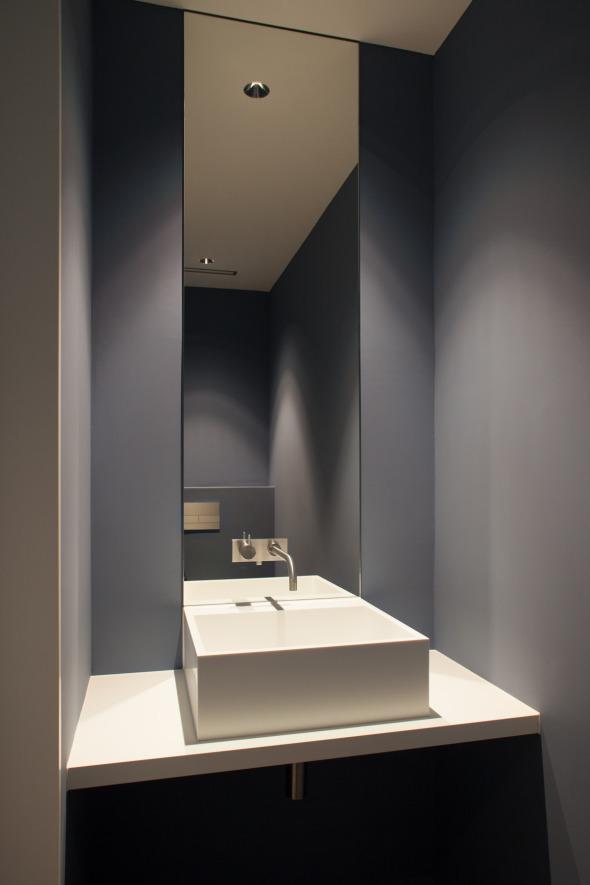 WC im Sockelgeschoss © Börje Müller-Nolasco, Basel