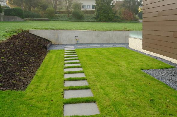 Gartengestaltung © Wannerpartner Architekten GmbH