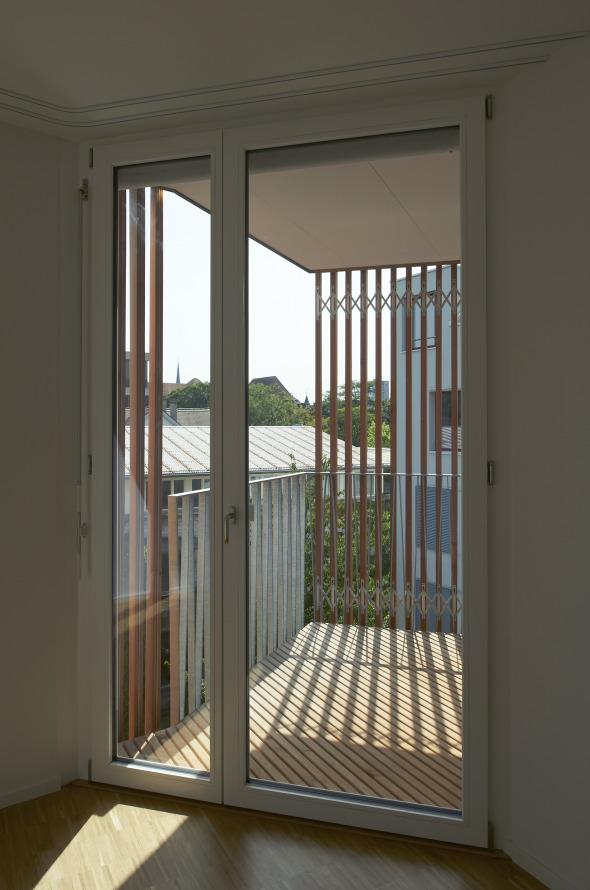 Balkon  © Foto: Heinrich Helfenstein