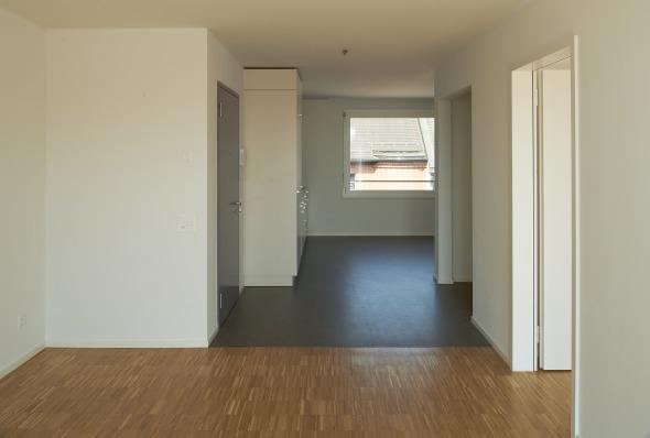 Wohnung  © Foto: Heinrich Helfenstein