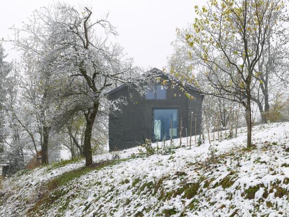 Nordost-Fassade © Thomas Jantscher