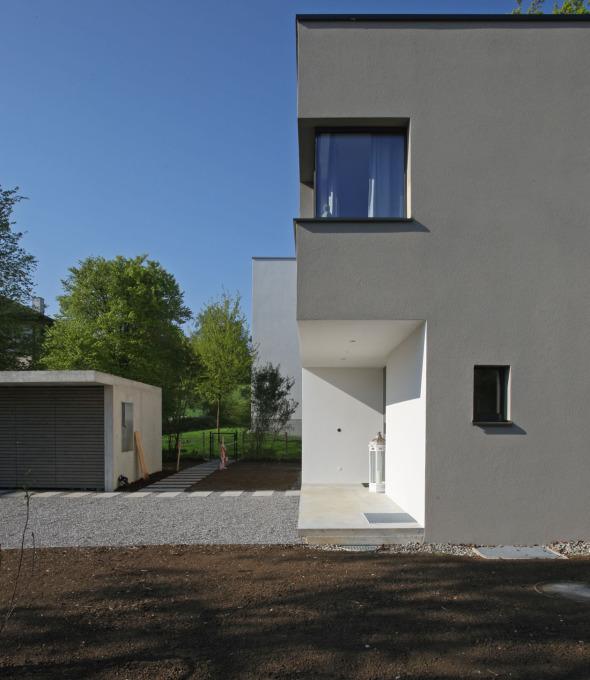 Entrée / Accès © od-architektur