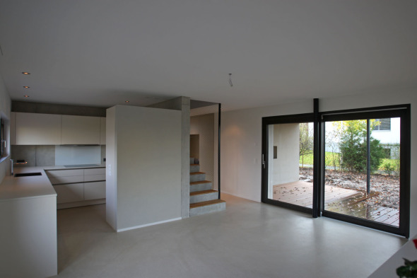 Salle à manger - cuisine © od-architektur