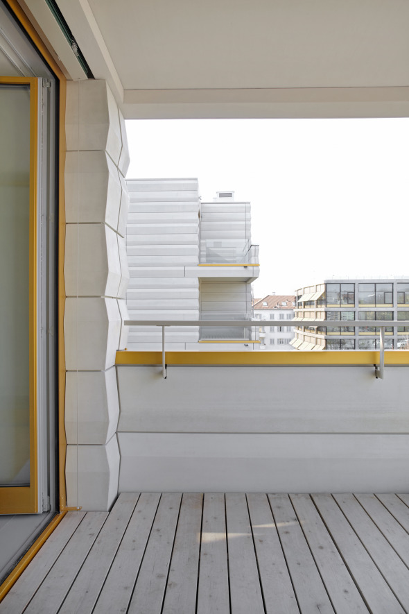 Aussicht Balkon © Giuseppe Micciché