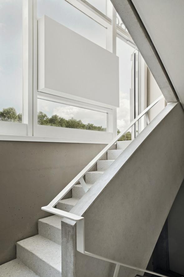 Seitlicher Treppenaufgang © Giuseppe Micciché