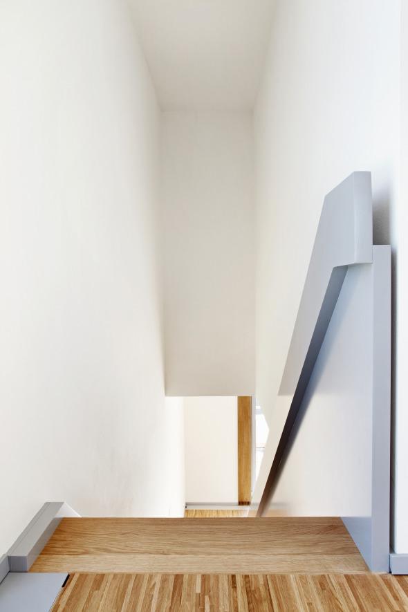 Treppenaufgang © Giuseppe Micciché