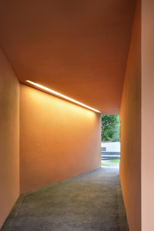Gartendurchgang © L3P Architekten AG