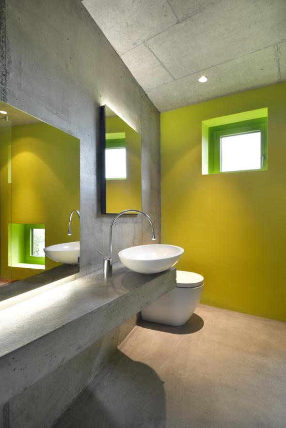Bad, oberer Hausteil © L3P Architekten AG