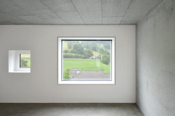 Zimmer, unterer Hausteil © L3P Architekten AG