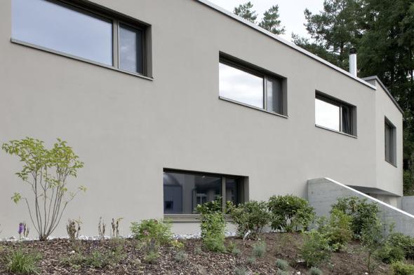 Fassade Südwest © Andreas Marti & Partner Architekten AG