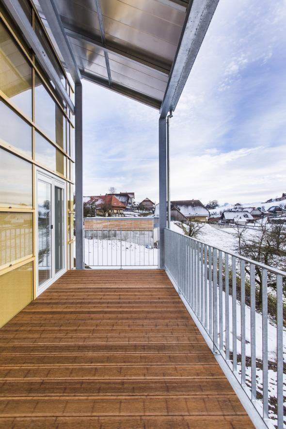Balkon © Swissrenova AG