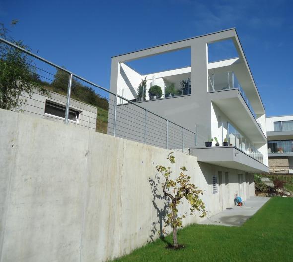 Ansicht Süd © märk architektur ag